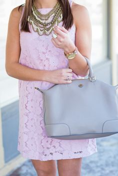 A Southern Drawl: Blush & Lace