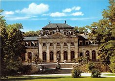 Barockstadt Fulda: the Orangerie