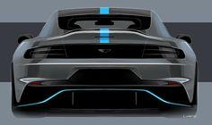 アストンマーチン初のEV量産車RapidE、2019年生産を発表。155台限定、ウィリアムズが共同開発 - Engadget 日本版