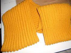 Patroon voor een ronde sjaal 3