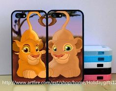 iphone 6 couple case The Lion King Double case