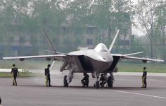 Chengdu J 20 | Listing of Current and Past Jet Fighters | Pinterest