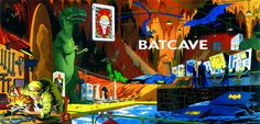 DC Histories: The Batcave (http://ifanboy.com/articles/dc-histories-the-batcave/)