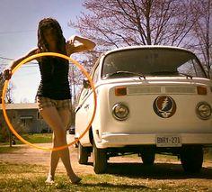 VW hooping