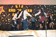 #RISevents #RIS #Year5