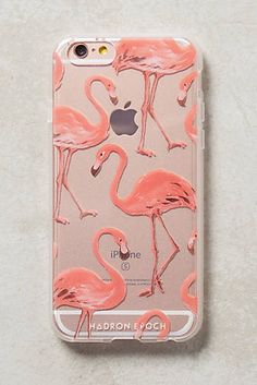 Pink Flamingos iPhone 6 Case