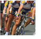 Tour de France - article on controversial drug charge against Lance Armstrong. In English, but good for convo.