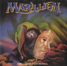 "For Sale - Marillion Market Square Heroes UK  7"" vinyl single (7 inch record) - See this and 250,000 other rare & vintage vinyl records, singles, LPs & CDs at http://eil.com"