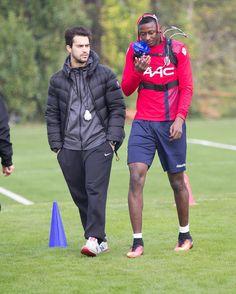 Testing at Bologna FC (Sadiq)