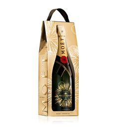 Moet NV Bursting Bubbles Gift Pack | Harrods