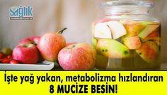 Göbek eriten mucizevi yiyecekler! Health Tips, Health And Wellness, Health Recipes, Health Eating, Ayurveda, Natural Remedies, Healthy Lifestyle, Healthy Living, Peach