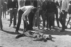 """The Southern West Township is burning! JUNE Celebrating YOUTH DAY in South Africa By Warren Bright """"When you see your friends being sho. Youth Day, Apartheid, June 16, Black And White Pictures, Black Power, Alice In Wonderland, African, Consciousness, Photographs"""