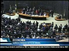 Agência de risco S&P rebaixa nota do Brasil, que perde selo de bom pagador