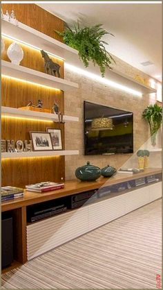 Here are the Chic Living Room Wall Decor Ideas. This post about Chic Living Room Wall Decor Ideas was posted Nordic Living Room, Bed In Living Room, Chic Living Room, Living Room Carpet, Living Room Modern, Tv Wall Ideas Living Room, Tv Wall Furniture, Furniture Logo, Rustic Furniture