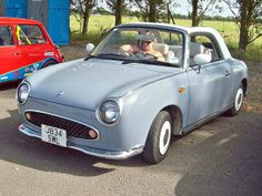 1991 Nissan Figaro (Engine 987cc S4 Turbocharged )