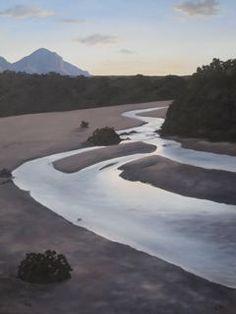Love the landscapes by Meg Newberg