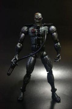 Deathlok (X-FORCE) (Marvel Legends) Custom Action Figure