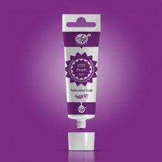 RD ProGel® Concentrated Colour - Purple - Kleurpasta's - Kleurstoffen…