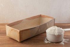 "Rustic Earthy ""English Cake"" Handmade Ceramic Baking Dish Hand Folded by ShellyClayspot on Gourmly"
