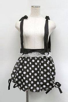 PUTUMAYO / Heart bijou balloon skirt (Putomayo) 15,000 yen