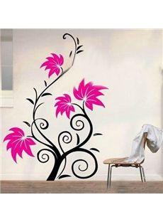 Cherry Blossom Decorative  Wall Art Sticker Decal