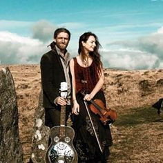 Phillip Henry & Hannah Martin #watershed @vhradstock 6 Feb 7.30 #tickets from only 5 #acousticfolk #whatson