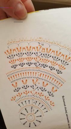 Diy Crafts - -crochet chart for mandala Crochet Snowflake Pattern, Crochet Doily Diagram, Crochet Blocks, Crochet Stitches Patterns, Crochet Chart, Thread Crochet, Crochet Motif, Crochet Designs, Poncho Crochet