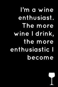 More Wine??