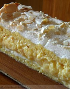 Hungarian Desserts, Hungarian Recipes, Sweet Recipes, Cake Recipes, Dessert Recipes, Xmas Desserts, Delicious Desserts, Yummy Food, Different Cakes