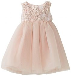 newborn dresses | Once your baby grows up, she will want some hot pink dresses for girls ...