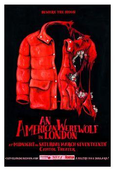 Un hombre lobo americano en Londres (1981) HDTV | clasicofilm / cine online