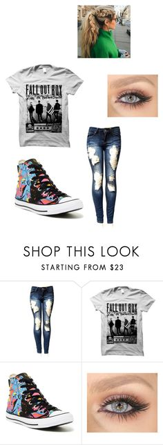 """Meeting Andy"" by maryvarleyrox ❤ liked on Polyvore featuring Converse"