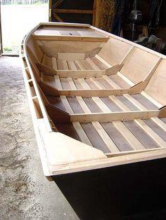 Boat Plans Plywood   Camper in 2018   Boat plans, Boat, Boat building