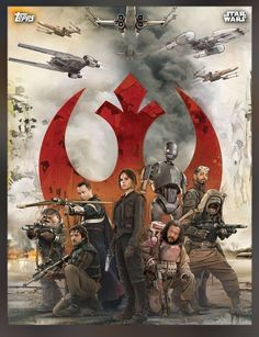 Star Wars: Rogue One by Brian Rood *