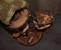 Custom made #treehouse $115.00, via Etsy.