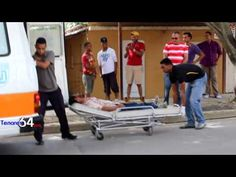 Bomberos Llamados Asistir Un Ciudadano Que Cae En Plena Calle En Tenares