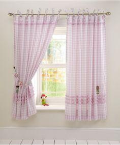 Curtain idea for Emma's Rm