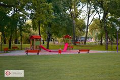 Parcul Copiilor din Timisoara - loc de joaca Golf Courses, Gardens, Places, Sports, Park, Hs Sports, Outdoor Gardens, Sport, Garden