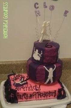 Rockstar Cake :)