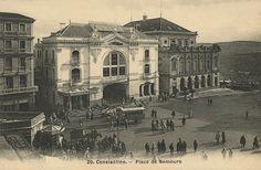 Constantine ... Place de Nemours