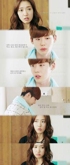 Pinocchio Ep 16 - Lee Jong Suk & Park Shin Hye
