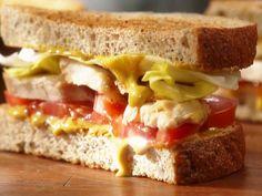 Dad's Chicken Sandwich