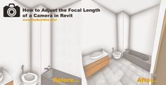 Revit Tip - Increase / Decrease Focal Length of Camera   TheRevitKid.com! - Tutorials, Tips, Products, and Information on all things Revit / BIM