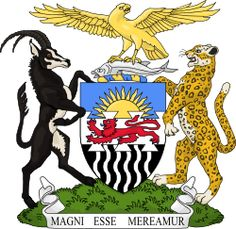 Coat of arms of the Central African Federation.svg