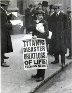 Archive Gallery: Our Obsession with the Titanic.  -PopSci readers have always loved the unsinkable ship- By Rose Pastore
