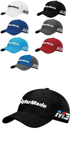 a21b83f5d1f Golf 1513  Taylormade M3 Tp5 New Era Tour 39Thirty Fitted Mens Hat 2018 -  Pick
