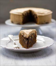 Heute gibt es Coffee Cake - super saftig und lecker!