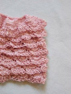 Crochet Shorts Cindy Detail