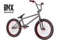 Design your own custom BMX bike: BmxCudopetasticstomizer.com