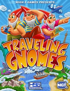 Traveling Gnomes - Slot Game by H5G